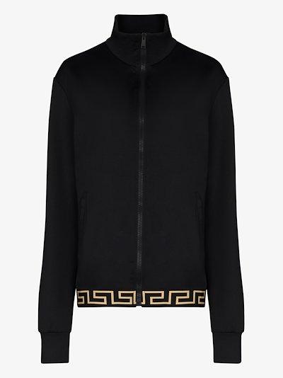 Greca border track jacket