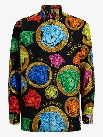 Medusa Amplified print shirt
