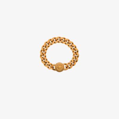 Medusa logo bracelet