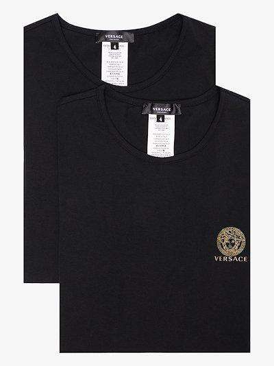 Medusa logo T-shirt set