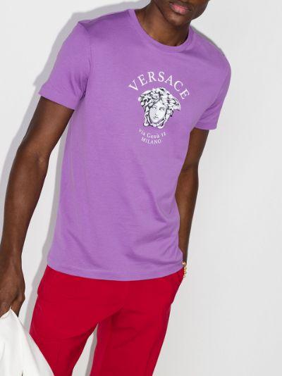 Medusa logo t-shirt