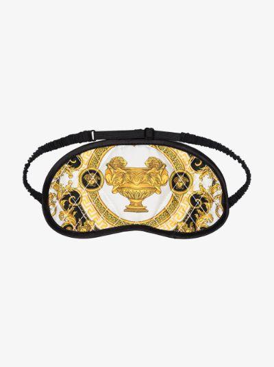 multicoloured La Coupe des Dieux print eye mask