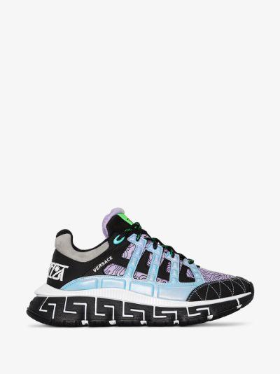 multicoloured Trigreca low top sneakers