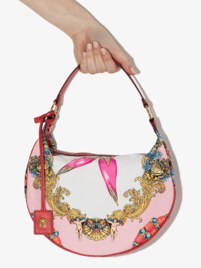 Pink Rodeo Pop Print shoulder Bag