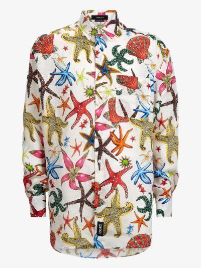 Trésor de la Mer Print Shirt