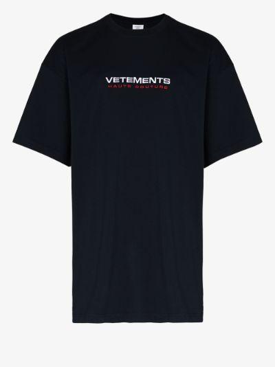 Haute Couture Logo T-shirt