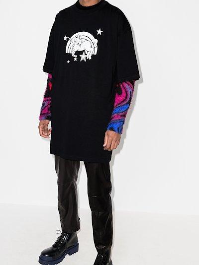 Magic Unicorn cotton T-shirt