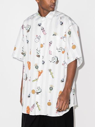 Summer Icon cotton shirt