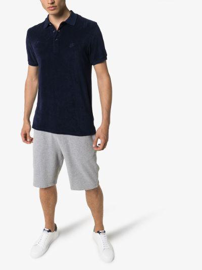 pacific short sleeve polo shirt