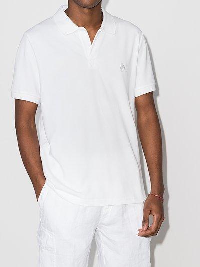 Palatin cotton polo shirt