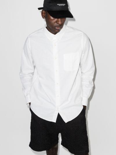 Albacore lungta oxford shirt