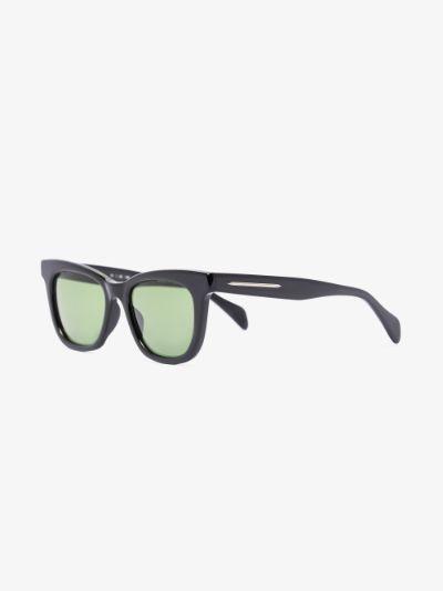 black Viator Roadmaster square sunglasses