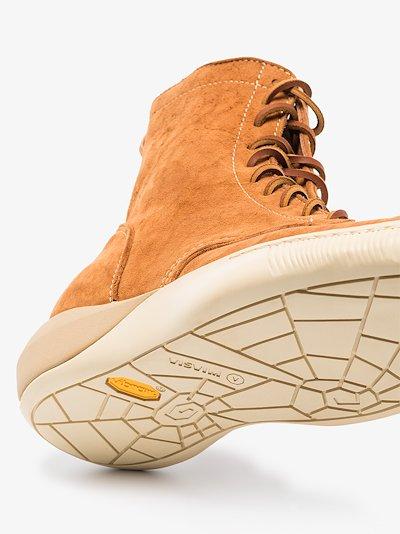 Brown Nabi Moc Suede Sneakers