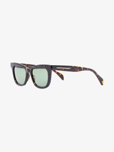brown Viator Roadmaster square sunglasses