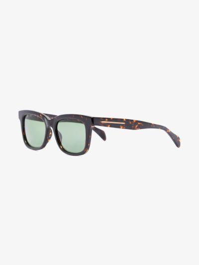 dark brown Viator Scout tortoiseshell sunglasses