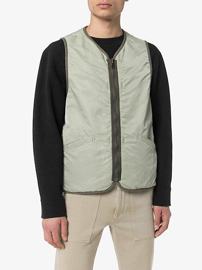 Iris Reversible vest
