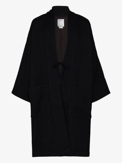kiyari oversized coat
