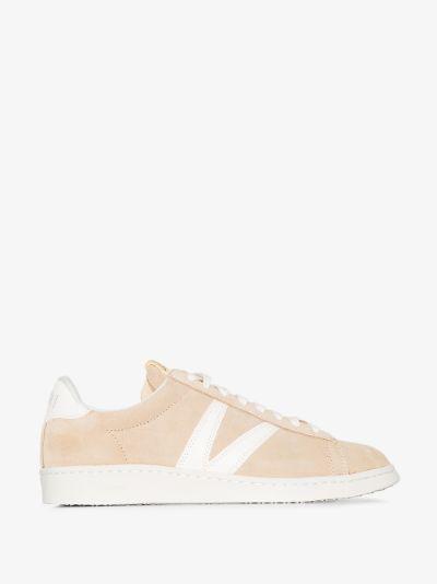 neutral Corda suede sneakers