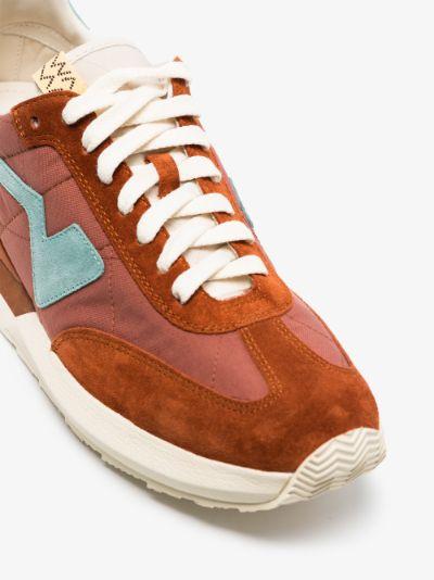 orange FKT Runner sneakers