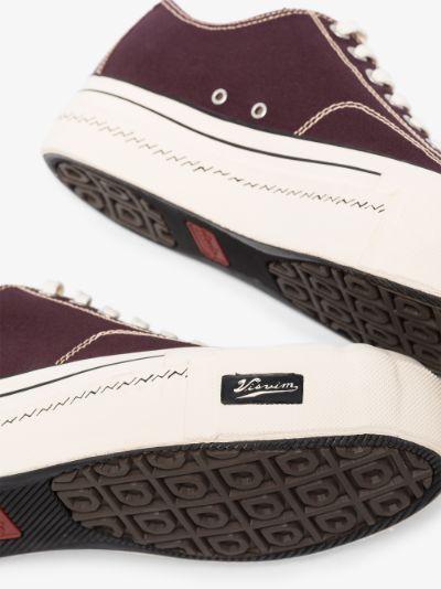Purple Skagway G. Lo Patten sneakers