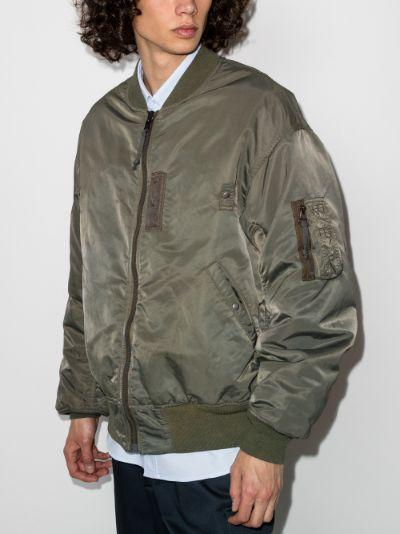 Thorson II bomber jacket