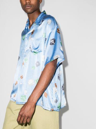 Wallis printed shirt