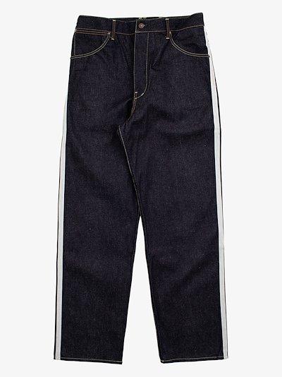 X F.I.L. Indigo Camping Trading Post Hakama jeans