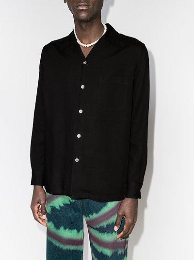 Guilty Parties camp collar shirt