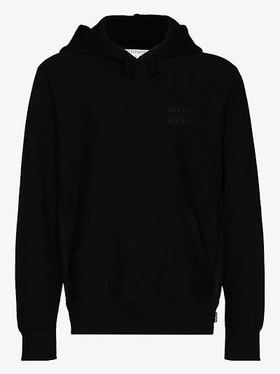 Guilty Parties logo cotton hoodie
