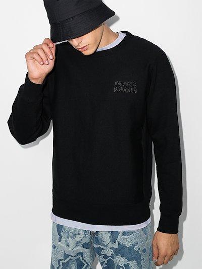 Guilty Parties Logo Sweatshirt
