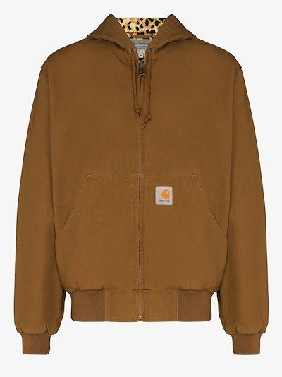 X Carhartt WIP OG Active hooded jacket