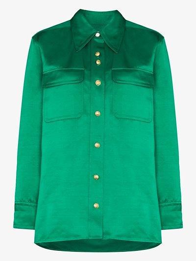 Capleton button-up shirt