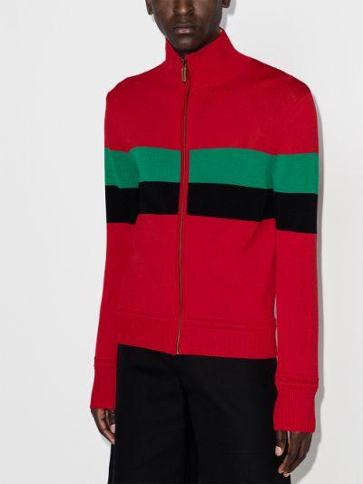 Saint Jones track jacket