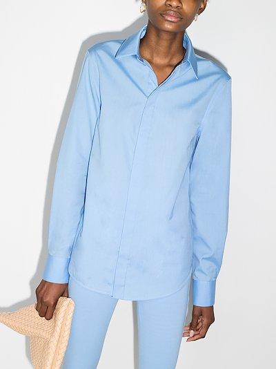 long sleeve cotton shirt