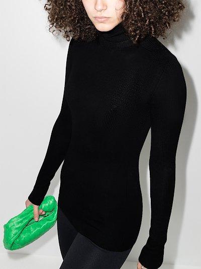 Release 05 turtleneck sweater