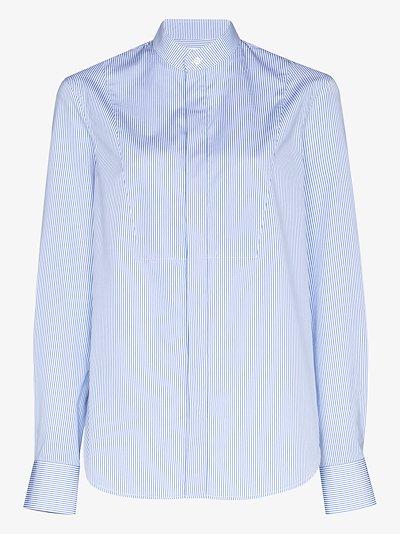 tuxedo stripe shirt