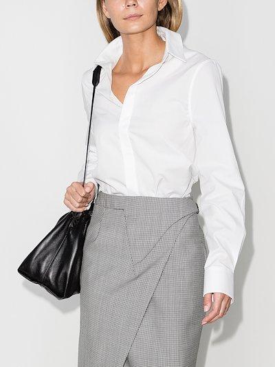 X Browns 50 long sleeve cotton shirt