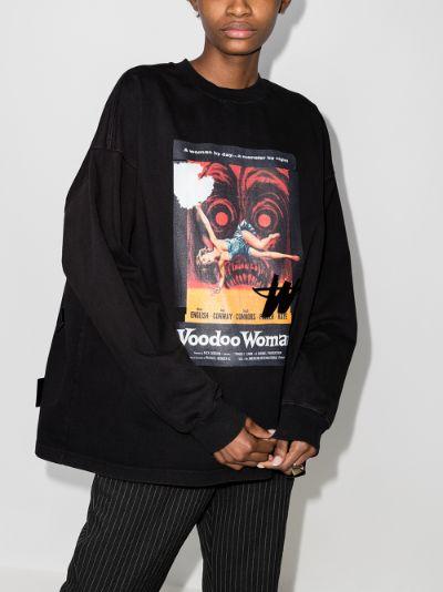 horror movie sweater