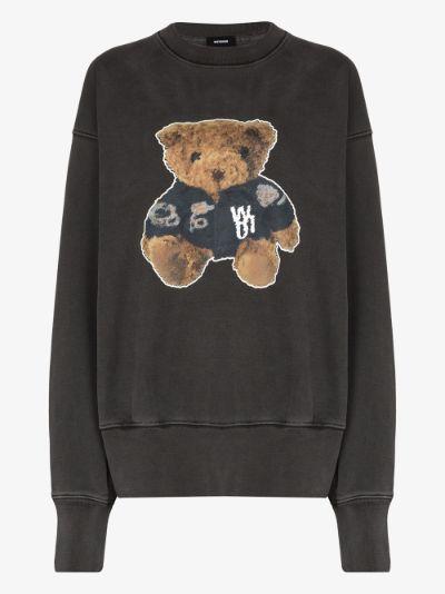 Teddy cotton sweatshirt