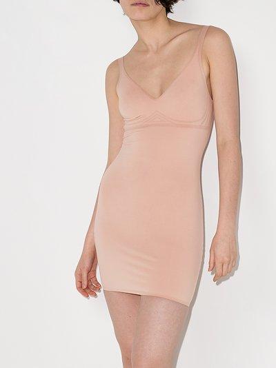 3W forming mini dress
