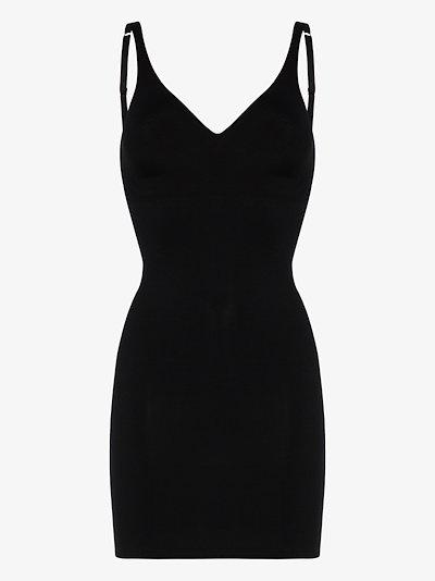 3W forming mini slip dress