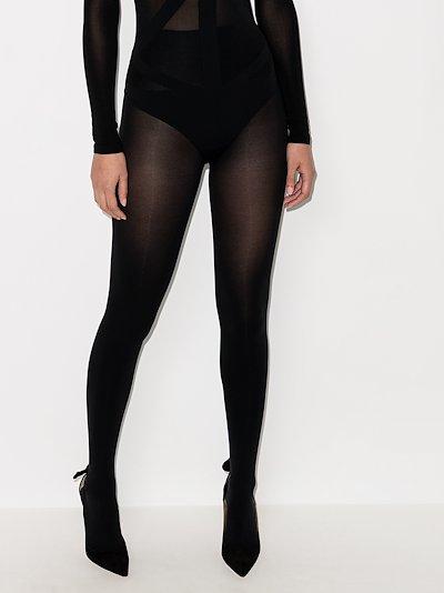 black Velvet 66 Control tights