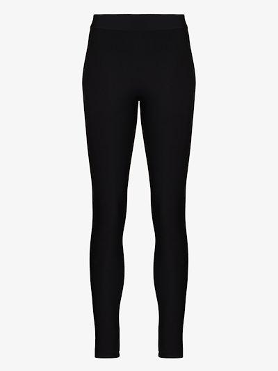 Scuba high waist leggings