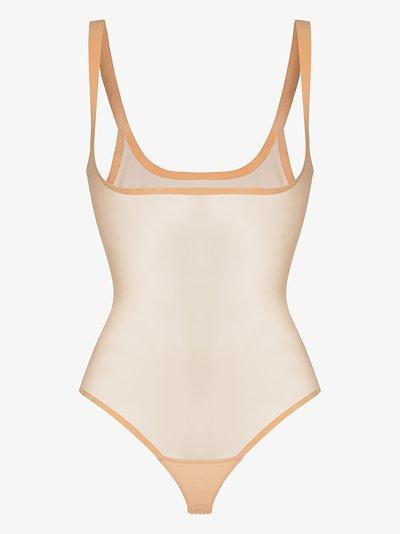 Sheer Shaping Bodysuit