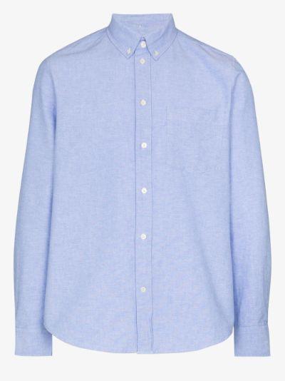 Adam cotton Oxford shirt