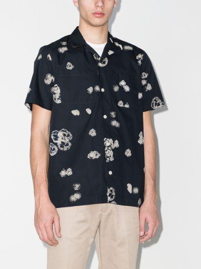 Brandon graphic print shirt