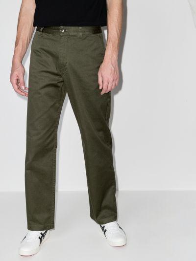 Stefan straight leg trousers