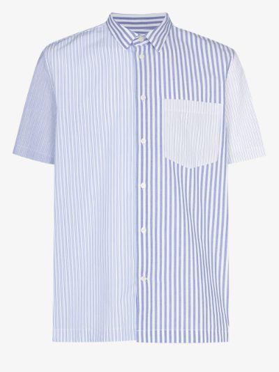 Thor striped cotton shirt