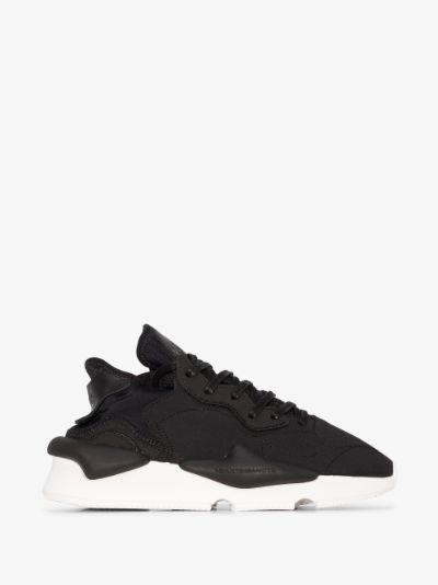 Black Kaiwa sneakers