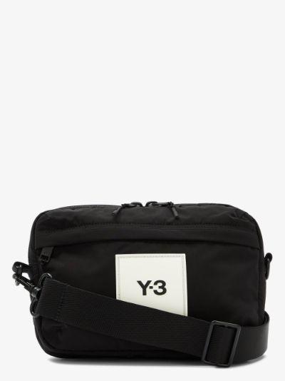 Black Sling Cross Body Bag